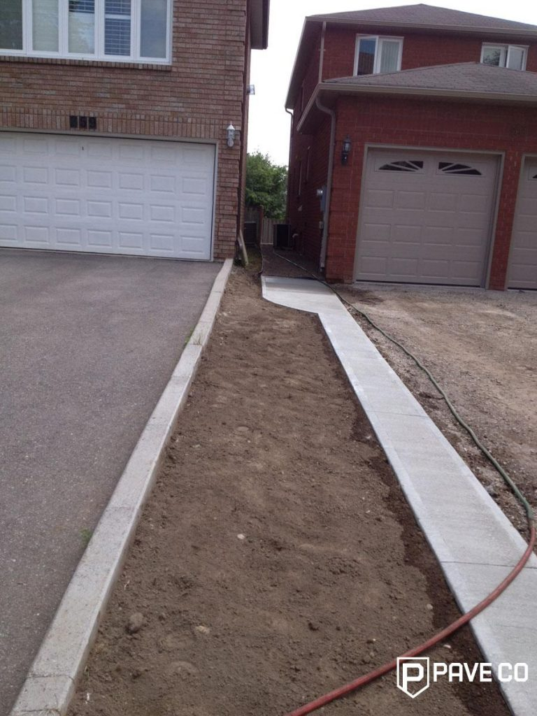 Residential Driveway Upgrade