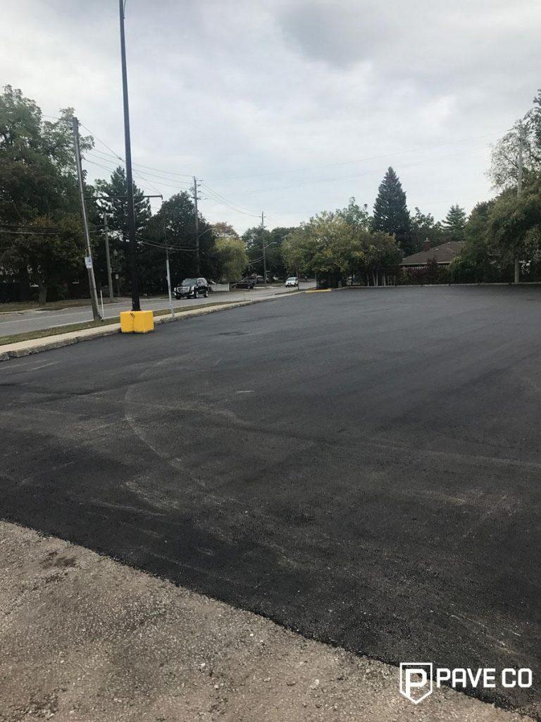 Parking Lot Asphalt Paving Company