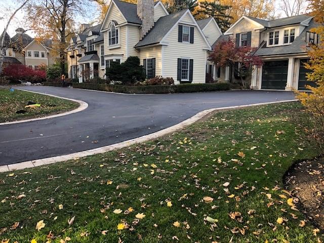 Residential Asphalt Driveway Paving